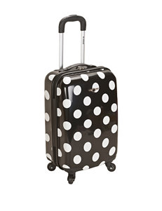 Rockland Black /  White Upright Spinners