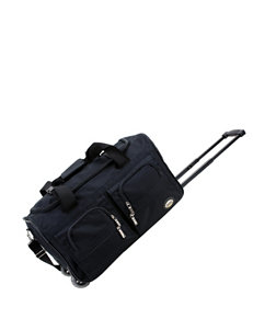 Rockland Black Duffle Bags
