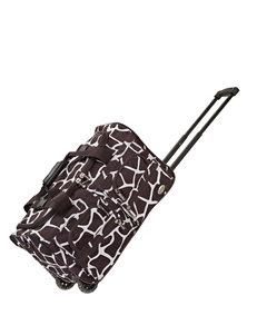 Rockland Giraffe Duffle Bags