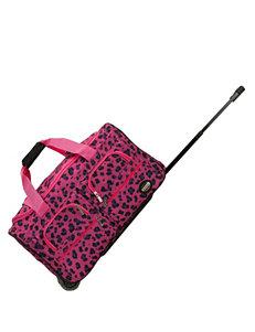 Rockland Magenta Duffle Bags