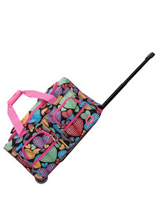 Rockland Hearts Duffle Bags