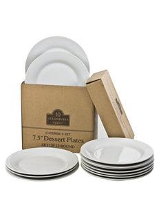 10 Strawberry Street Porcelain Dinnerware