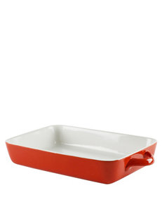 10 Strawberry Street 2-pc. Sienna Red Square Bakeware Set