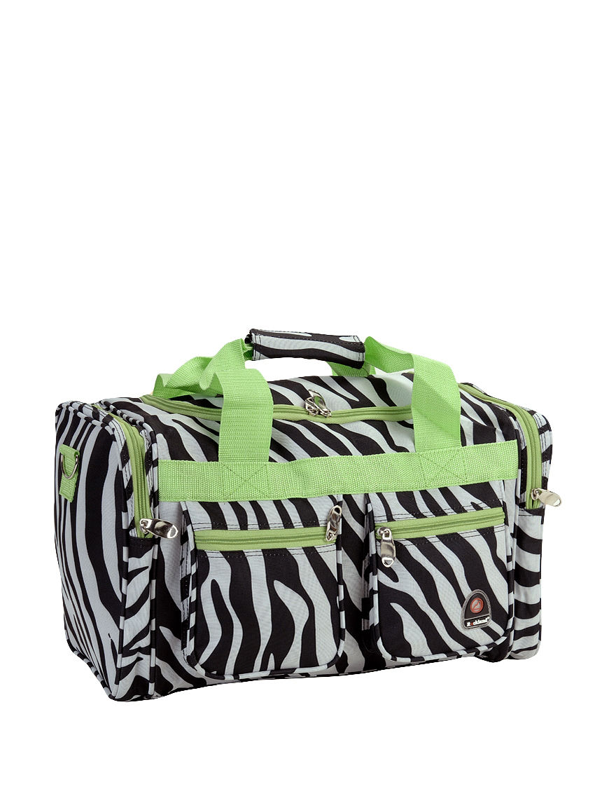 Rockland Lime Weekend Bags