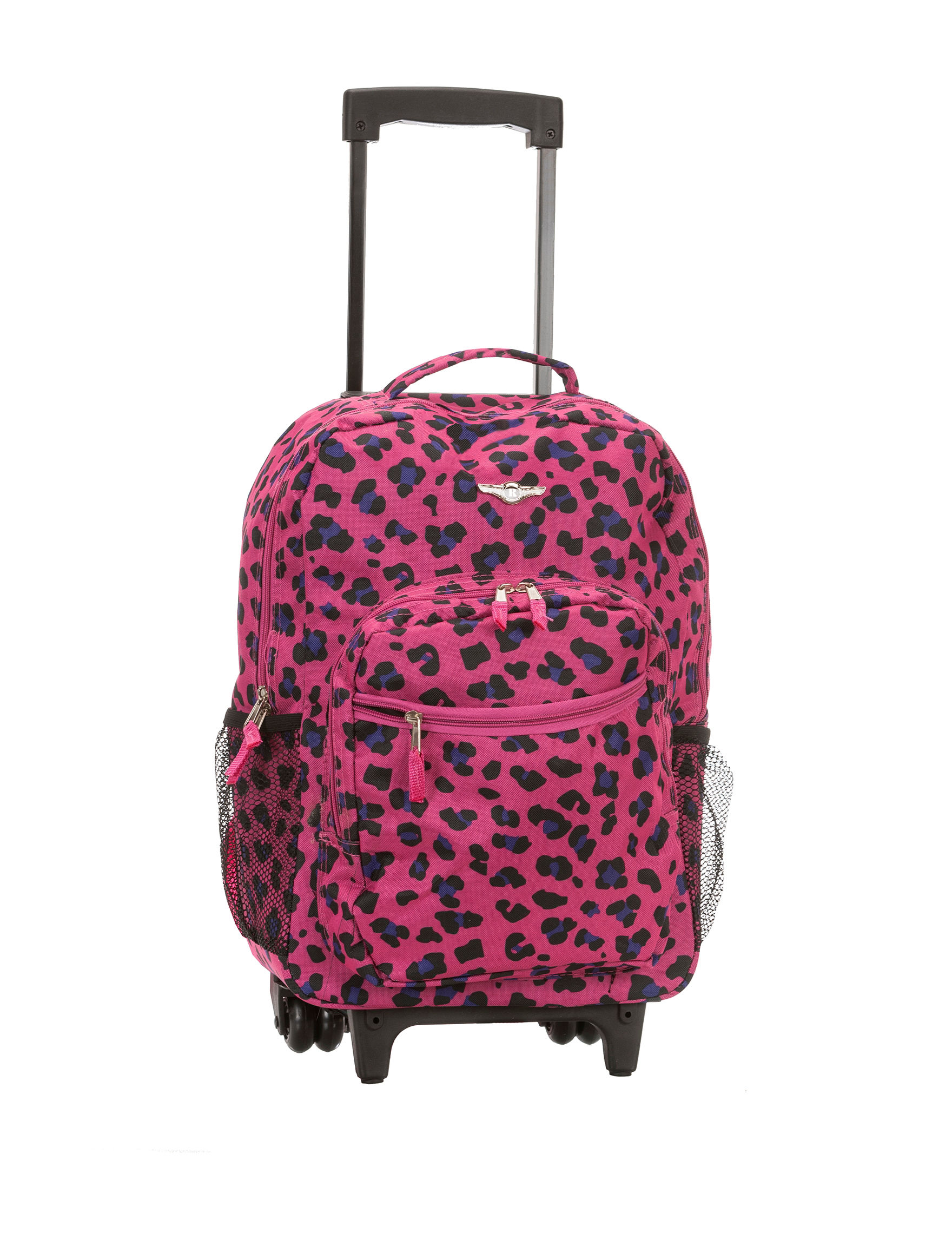 Rockland Magenta Upright Spinners