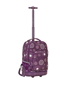 Rockland Purple Upright Spinners