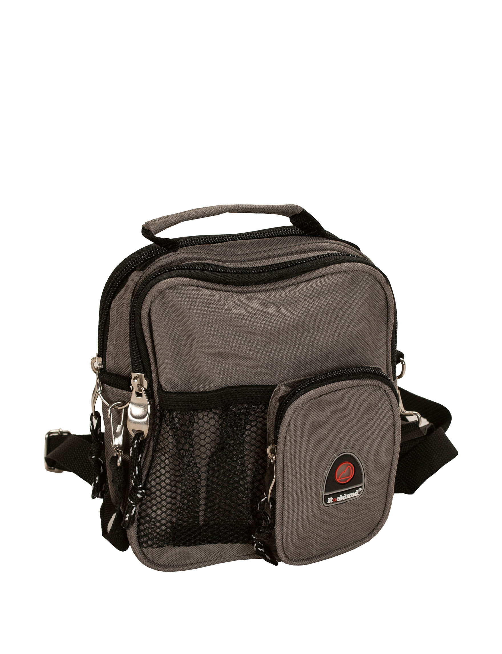 Rockland Chocolate Laptop & Messenger Bags