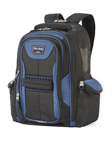 Travelpro Black/Navy Laptop & Messenger Bags