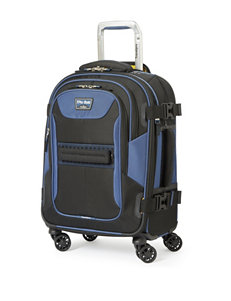 Travelpro Black/Navy Upright Spinners