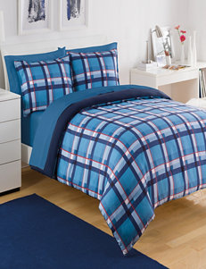 Izod Par Plaid Comforter Set
