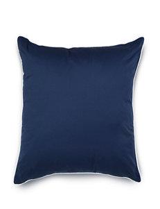 Izod Navy Decorative Pillows