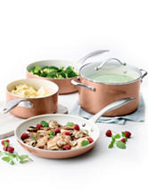 Trisha Yearwood 10-pc. Cookware Set