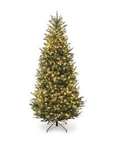 National Tree Company Green Christmas Trees