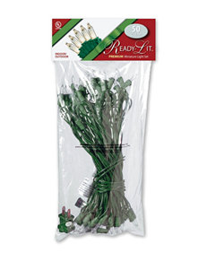 National Tree Company Clear Christmas Lights Holiday Decor