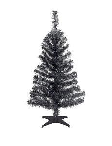 National Tree Company Black Christmas Trees Holiday Decor