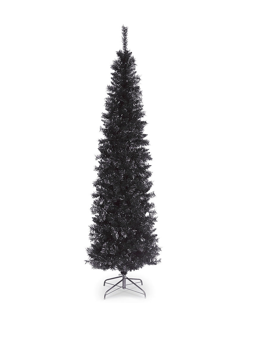 National Tree Company Silver Christmas Trees Holiday Decor