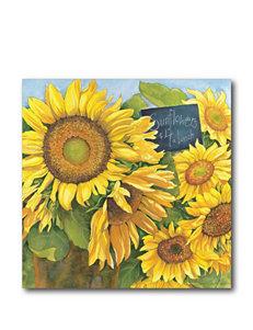 Courtside Market Sunflowers Canvas Wall Art