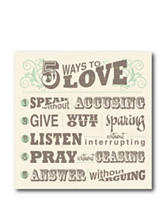 Courtside Market 5 Ways To Love Canvas Wall Art