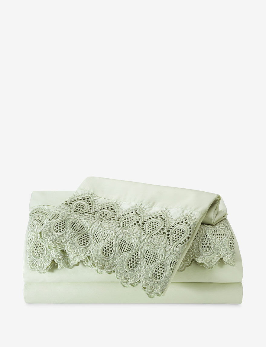 Grace Home Fashions Sage Sheets & Pillowcases