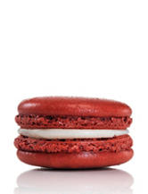 Candy.com 12-pc. Dana's Red Velvet Macarons