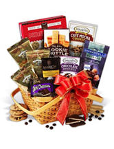Candy.com Coffee & Chocolates Gift Basket Classic