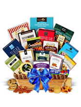 Candy.com 9-lbs. Gourmet Snack Gift Basket