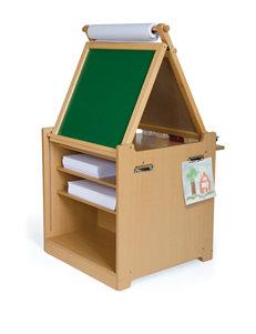 Guide Craft Brown Desks Bedroom Furniture
