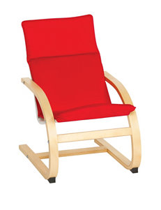 Guide Craft Red Accent Chairs Bedroom Furniture