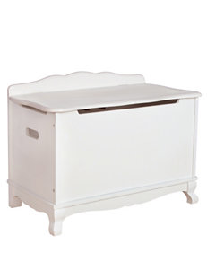 Guide Craft White Dressers & Chests Bedroom Furniture