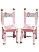 Guidecraft Princess 2-pk. Extra Chairs