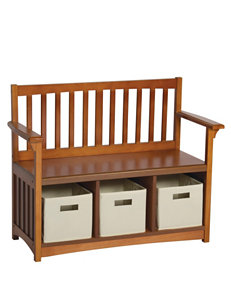 Guide Craft Multi Ottomans & Benches Bedroom Furniture