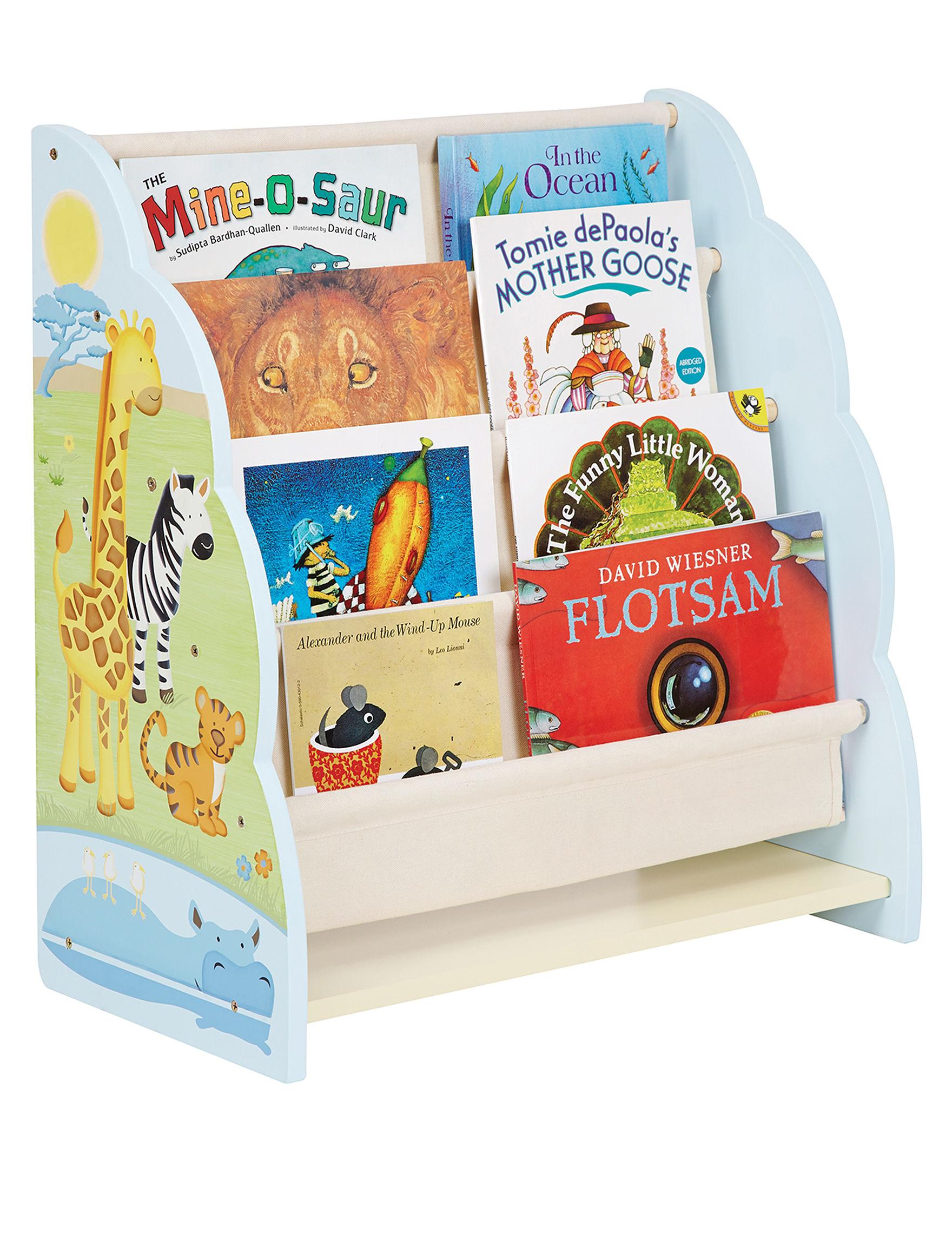 Guide Craft Multi Bookcases & Shelves Living Room Furniture