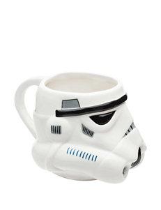 Zak Designs White Mugs Drinkware
