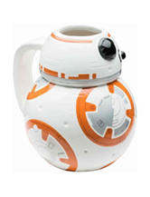 Zak Designs Star Wars Episode 7 Lead Hero Droid Sculpted Mug