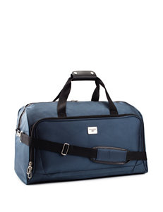 Dockers Blue Duffle Bags Weekend Bags