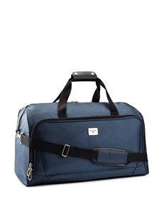 Dockers Blue Duffle Bags