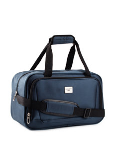 Dockers Blue Travel Totes