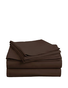 U.S. Polo Assn. Cocoa Sheets & Pillowcases