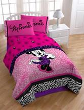 Minnie Diva Sheet Set