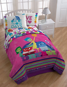Inside Out Twin Comforter