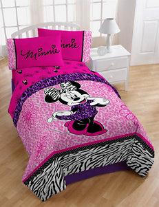 Minnie Diva Twin Comforter