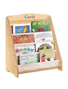 Guide Craft Natural Bookcases & Shelves Bedroom Furniture