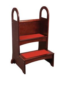 Guide Craft Espresso Bedroom Furniture