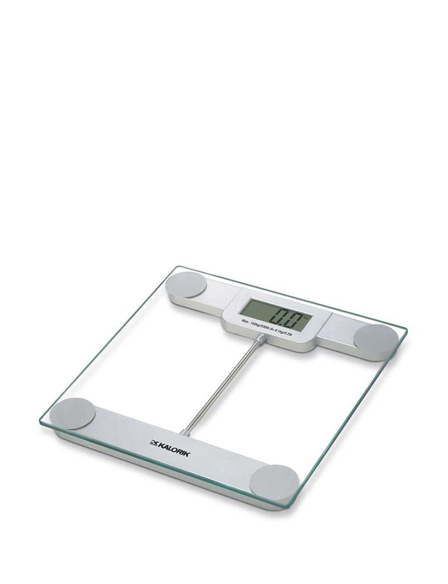 Kalorik Precision Digital Glass Bathroom Scale Stage Stores