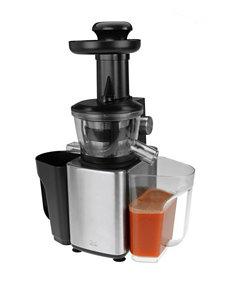 Kalorik Stainless Steel Slow Juicer