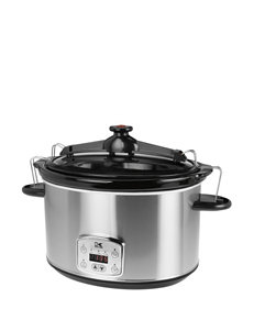 Kalorik Stainless Slow Cookers Kitchen Appliances