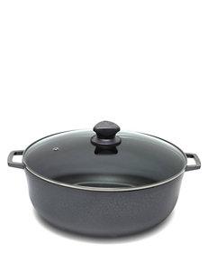 IMUSA Black / Silver Pots & Dutch Ovens Cookware