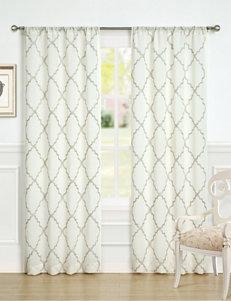 Laura Ashley Ivory Curtains & Drapes Window Treatments
