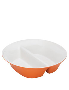 Rachael Ray Bright Orange Serving Bowls Serveware