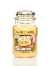 Yankee Candle® Vanilla Cupcake Candle